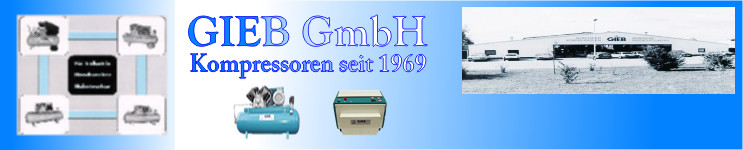 Gieb Kompressoren Shop-Logo