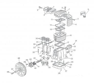 kompressoren gieb kompressoren l 5 ltr l f r. Black Bedroom Furniture Sets. Home Design Ideas